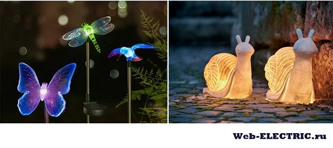 Светильник для ландшафтного освещения