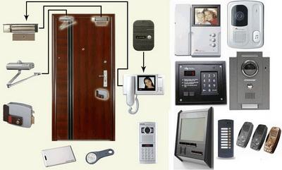 Как подключить домофон