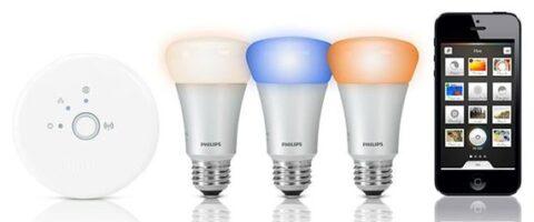 Лампы для сети Wi-Fi