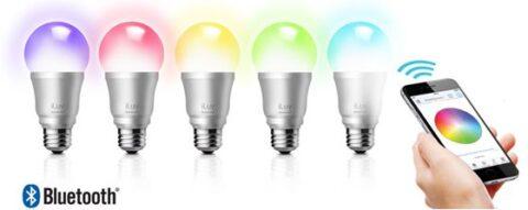 Лампы от мобильника