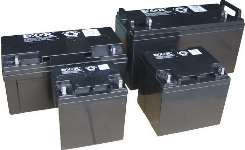 Виды батарей для ИБП