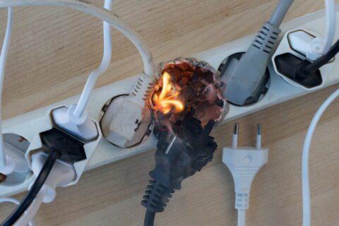 Неисправность электропроводки