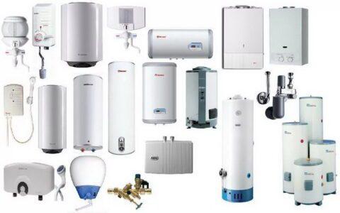 Лучшие модели водонагревателей