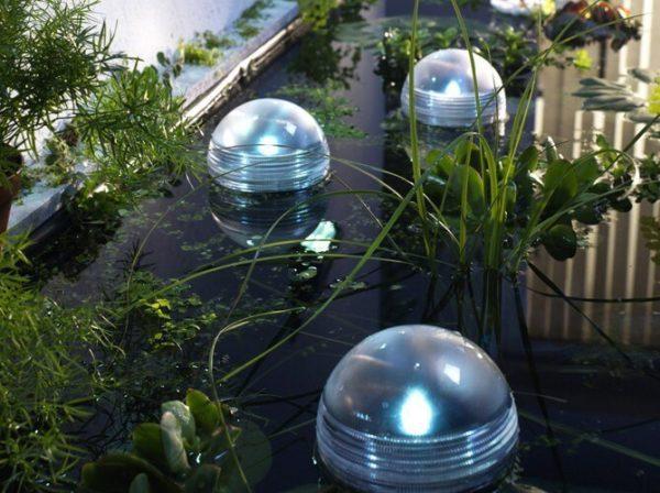 преимущества автономных светильников
