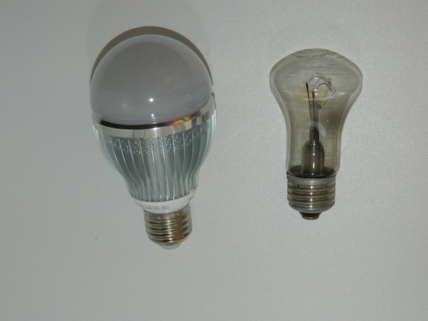 История изобретения лампочки