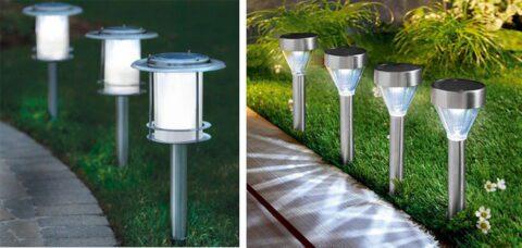 Преимущества светильника на солнечной батарее
