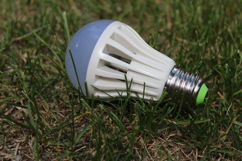 Экологичность светодиодной лампы