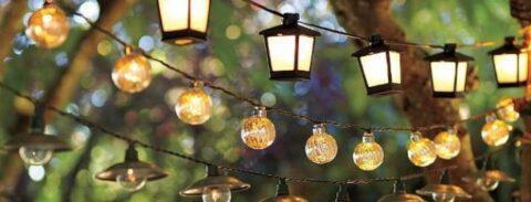 Подвесные фонари