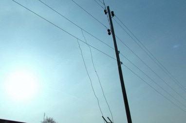 Воровство электроэнергии